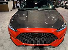 Carbone Hyundai by Ts Style Carbon Fiber For 2019 Hyundai Veloster