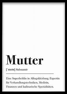 Bild Als Poster Drucken - mutter definition poster selber drucken plakat definition