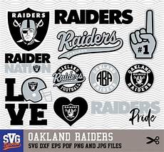 oakland raiders svg logos monogram silhouette cricut cameo screen printing sp 31 sporting