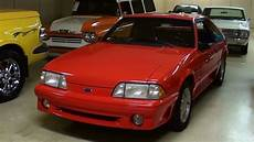 1993 ford mustang gt 5 0 five speed low mileage fox