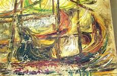 Lukisan Aliran Naturalisme Lukisan Karya Sang Maestro Affandi