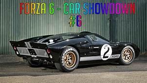 Forza 6  Ford GT40 VS Ferrari P4 Car Showdown