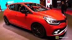 2017 Renault Clio Rs Exterior And Interior Walkaround
