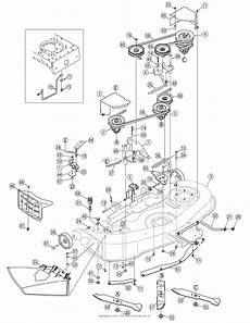 huskee supreme drive belt diagram mtd 13ax615h730 2007 parts diagram for deck assembly 46 inch