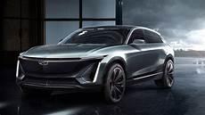 colossal cadillac suv ev teased for 2022 automobile