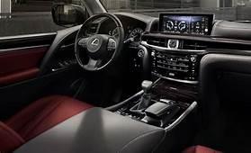 2020 Lexus LX 570 Interior  CarNewsNowcom Lx570