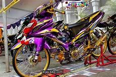 Motor Jupiter Z Modif by 40 Foto Gambar Modifikasi Jupiter Z Kontes Racing Look