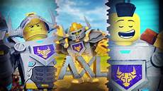 Lego Nexo Knights Ausmalbilder Axl Lego 174 Nexo Knights Axl