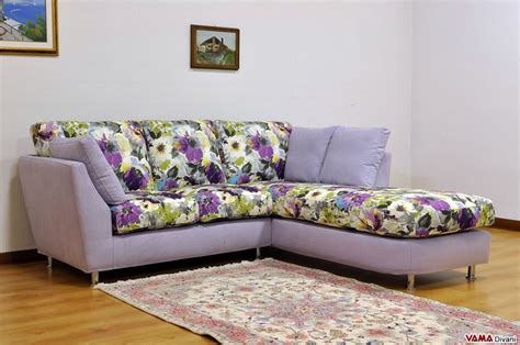 Corner Sofa Of Small Dimensions, Custom Sizes Available