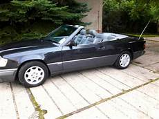 mercedes convertible w124 ce 300 24 valves sportline edition manual sportgearbox classic 1993