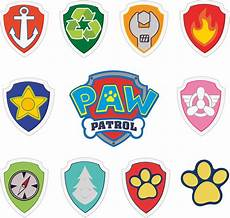 Paw Patrol Logo Malvorlagen Paw Patrol Svg Dfx Eps Pdf Png