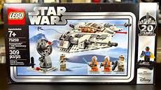 lego wars 2019 snowspeeder 20th anniversary edition