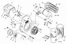 golf cart robin engine wiring robin subaru ec25 2 parts diagram for blower housing muffler box