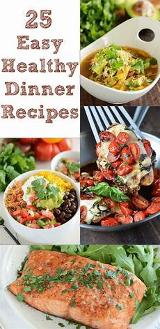 25 easy healthy dinner recipes the novice chef