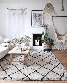 wohnzimmer teppiche teppich trend mit marokkanischen wurzeln auch in diesem