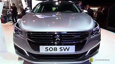 2015 Peugeot 508 Sw Business Pack Diesel Exterior