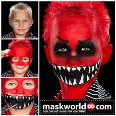 Gruselig Schminken Kinder - kinderschminken kinder schminken