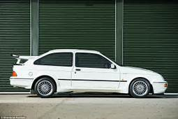 Ford Sierra RS500 Cosworth Tipped To Sell For &163115k  This