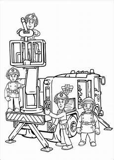 Feuerwehrmann Sam Malvorlagen Ausdrucken Ausmalbilder Feuerwehrmann Sam 26 Ausmalbilder Zum