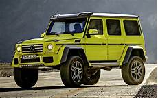 2015 Mercedes G Class 4x4 178 Wallpapers And Hd Images