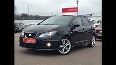 2009 Seat Ibiza 1 4 Sport Black 5dr For Sale At Lifestyle