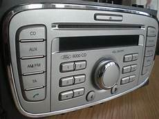 ford 6000 cd player radio phone silver ford mondeo car