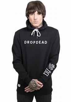 drop dead drop dead join us hoodie impericon worldwide