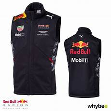 new 2017 bull racing formula one team gilet official