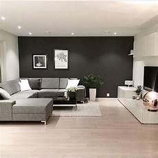 D 233 Co Salon Un Mur Noir Pour Le Salon D 233 Co