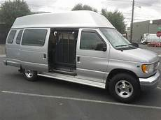 how to sell used cars 1997 ford econoline e350 seat position control sell used 1997 ford e 350 econoline xlt extended van wheel chair assist 6 8l in portland oregon