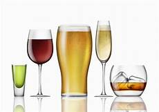 where do different types of alcohol come from