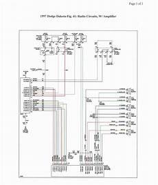 dodge radio wire diagram 2002 dodge dakota radio wiring diagram