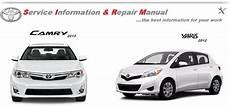 free auto repair manuals 2010 toyota yaris user handbook toyota yaris 2010 2011 20121 workshop repair service manual toyota yaris 2010 2011 2012 gsic
