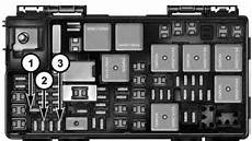 2010 chrysler town and country fuse box chrysler town and country 2008 fuse box diagram auto genius