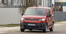 citroen berlingo 2019 im test kompakter transporter