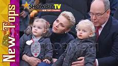 Princess Gabriella Of Monaco Attended The Opening Of The