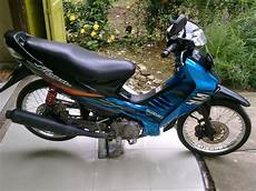 Modifikasi Shogun R by Modifikasi Motor Suzuki Shogun Rr 125 Thecitycyclist