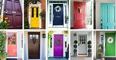 paint color ideas for front door plants and colors that go best with a bright front door