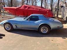 1975 corvette convertible l 48 all options hardtop classic chevrolet corvette 1975 for sale