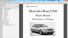 car maintenance manuals 2011 mercedes benz c class navigation system mercedes benz c350 w204 manual de taller workshop re