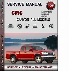 how to download repair manuals 2009 gmc canyon spare parts catalogs gmc canyon service repair manual download info service manuals