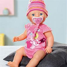 new baby born interactive doll 4001167820407 ebay