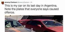 Top Gear S Argentina Row Explanation Leaving Plenty