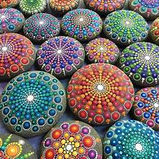 Artist Finds Beautiful Stones And Covers Them In