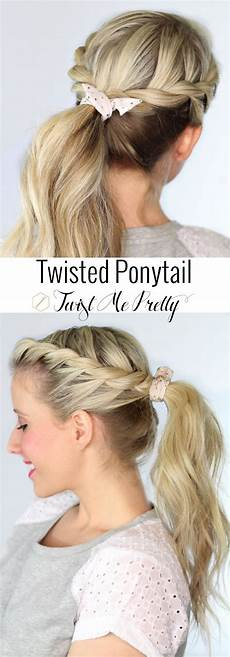 best ponytail hairstyles for all hair types