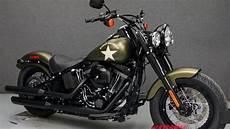 2016 Harley Davidson Flss Softail Slim S W Abs National