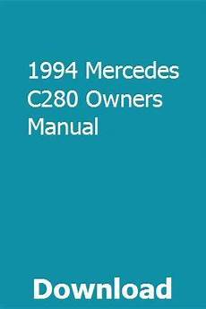 online car repair manuals free 1997 mercedes benz e class head up display 1994 mercedes c280 owners manual mercedes 500sl mercedes c280 manual