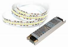 led set led stripe set 204led m 1700lm m 18w m warmwei 223 5m