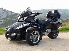 scooter avec permis b can am spyder 1000 rt le grand tourisme 224 port 233 e de