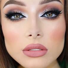 Schönes Augen Make Up - top silvester make up 10 tipps f 252 r braune und blaue augen